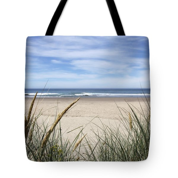 Scenic Oceanview Tote Bag