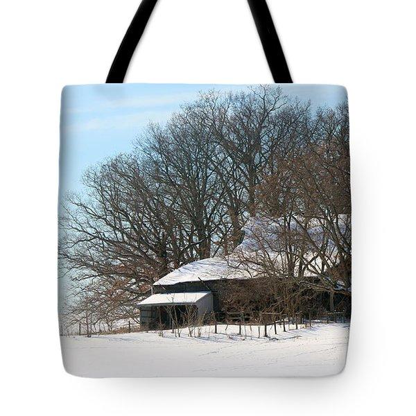 Scenic Wayne County Ohio Tote Bag