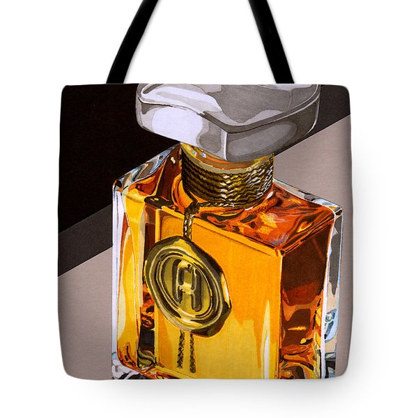Scent Of Heaven Tote Bag