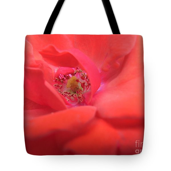 Scent Of Pleasure Tote Bag by Agnieszka Ledwon