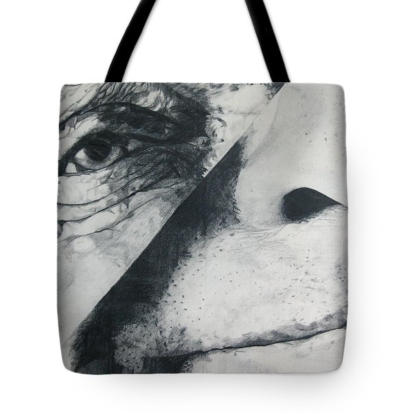Schism Tote Bag by Rory Sagner