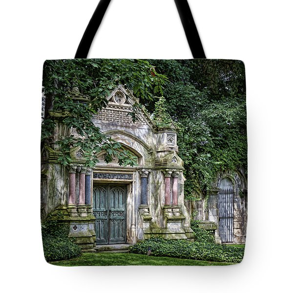 Schofield Crypt Tote Bag