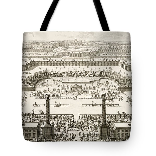 Schonbrunn Palace In Vienna Tote Bag