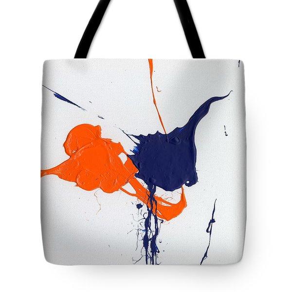 School Colors Tote Bag by Phil Strang