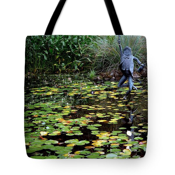 Schramsberg Winery Pond Tote Bag
