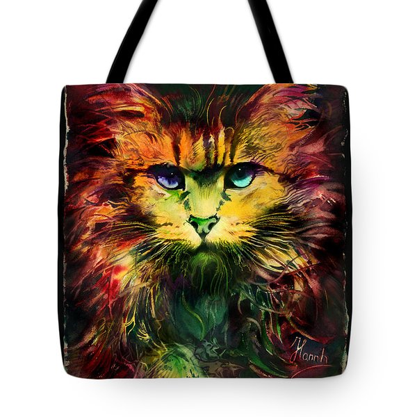 Schrodinger's Cat Tote Bag