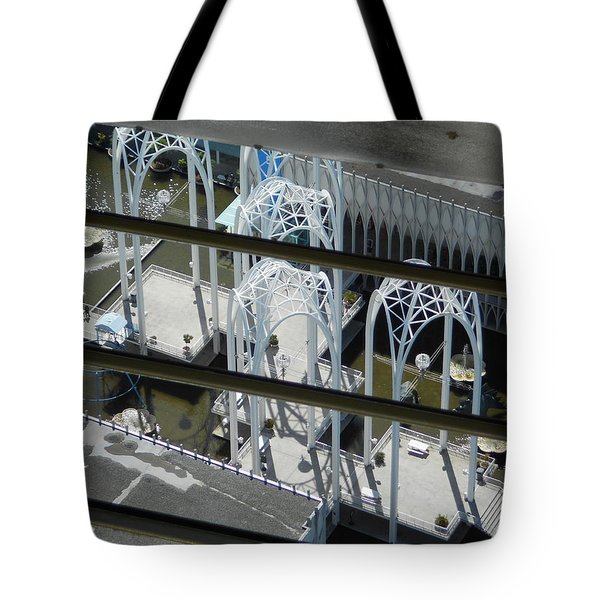 Science From The Top Tote Bag