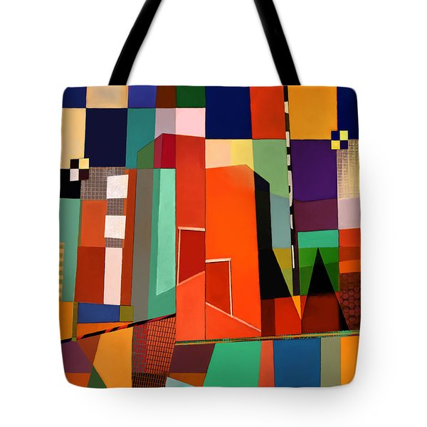 Science Museum Fort Worth Tx Tote Bag