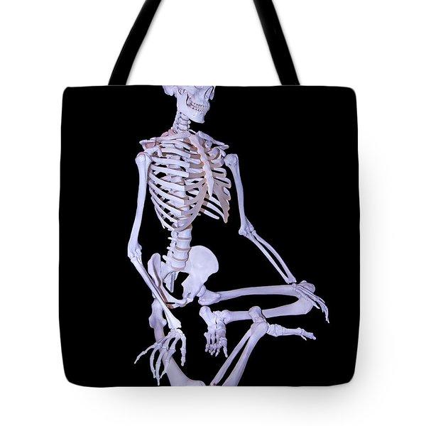 Scientific Sam Tote Bag