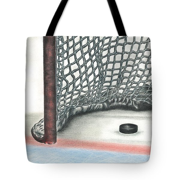 Score Tote Bag by Troy Levesque