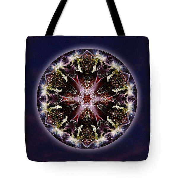 Scorpio Moon Warrior Tote Bag