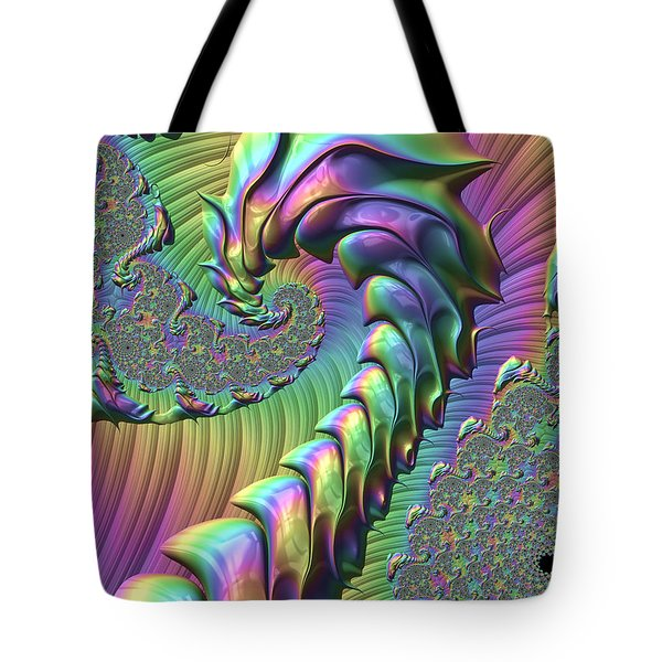 Scorpion II Tote Bag