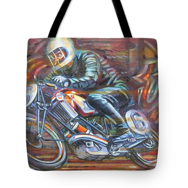 Scott 2 Tote Bag by Mark Jones