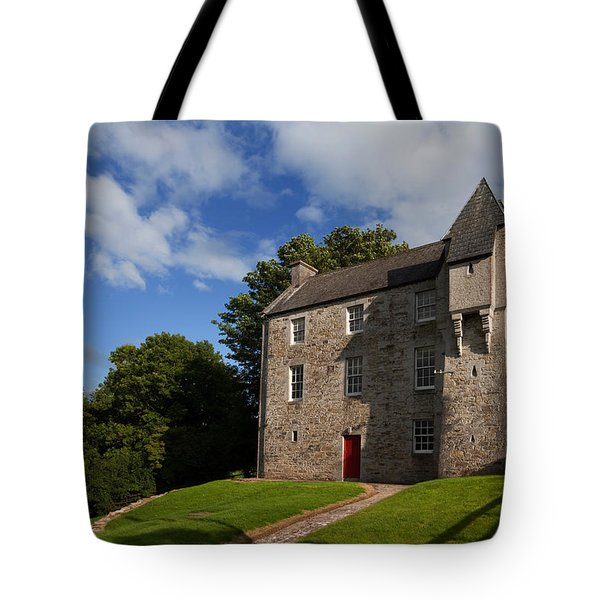Scottish-baronial , Ballyduff, County Tote Bag