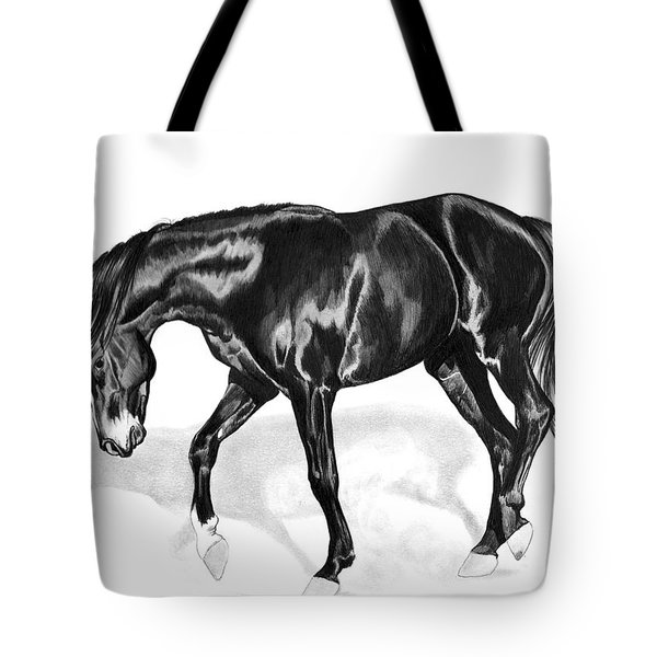 Scottish Gold - Registered Thoroughbred Tote Bag