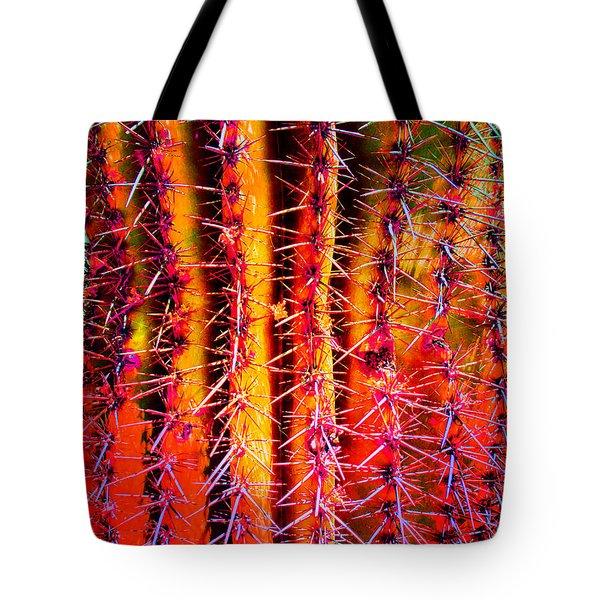 Scottsdale Saguaro Tote Bag