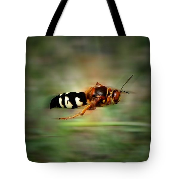 Tote Bag featuring the photograph Scouting Mission by Thomas Woolworth