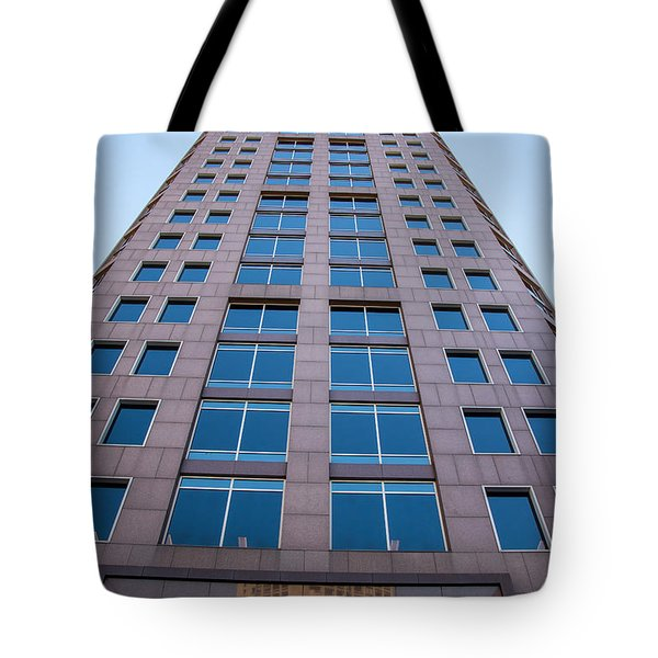 Scratching The Sky Tote Bag