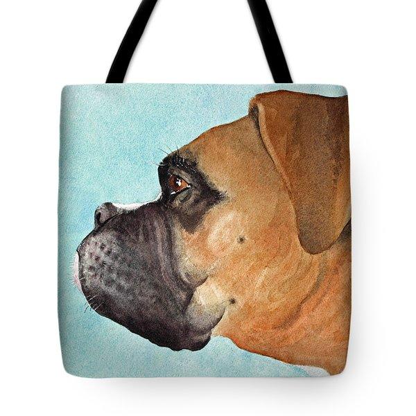 Scuba Tote Bag by Jeff Lucas