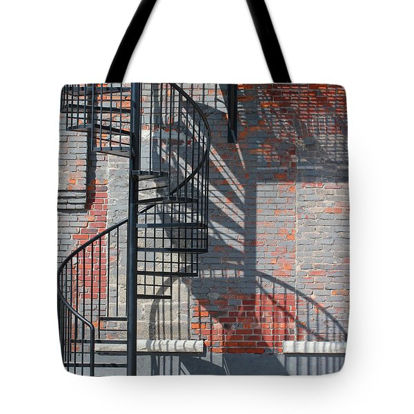 Sculptural Architecture 3 Tote Bag