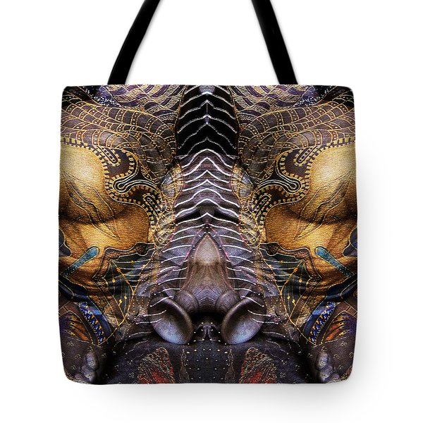 Sculpture 1 Tote Bag