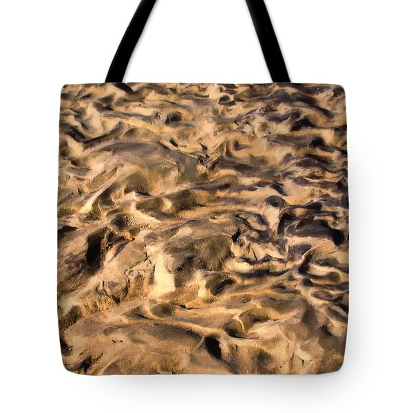 Sculpture By The Tide Tote Bag
