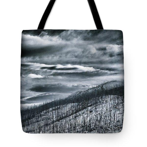 Roam Free Tote Bag by Priska Wettstein