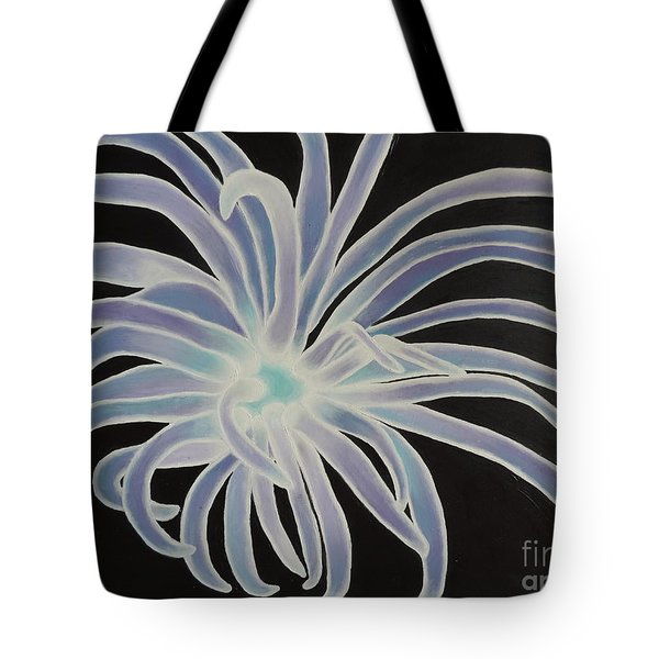 Sea Anemone Tote Bag by Dianna Lewis