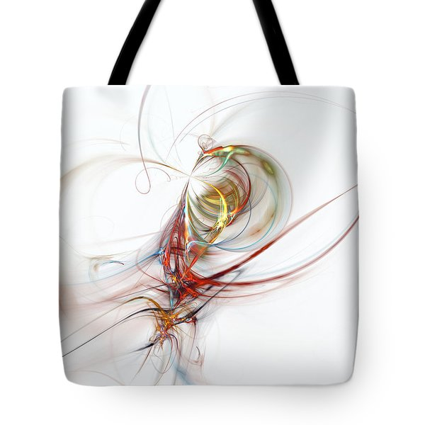 Sea Creature Tote Bag