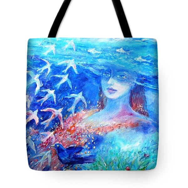 Sea Dreaming  Tote Bag