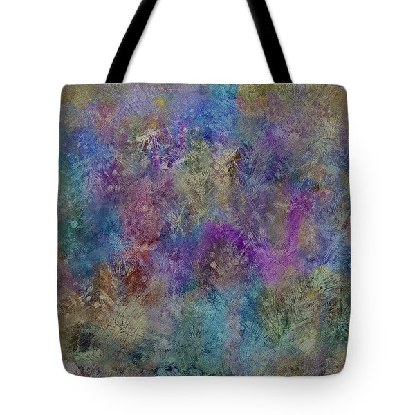 Sea Fans Tote Bag by Don Wright