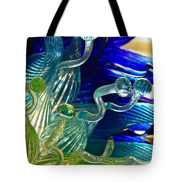 Sea Glass Tote Bag