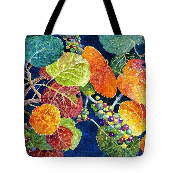 Sea Grapes II Tote Bag
