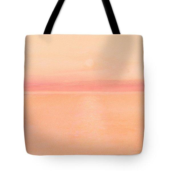 Sea Horizon Tote Bag