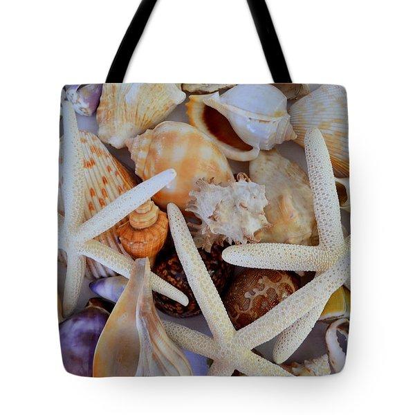 Sea Life Menagerie Tote Bag