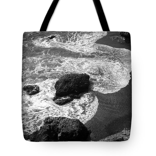 Sea Lion Cove Tote Bag