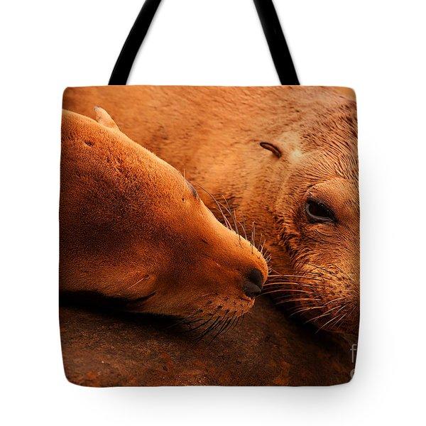Tote Bag featuring the photograph La Jolla Love by John F Tsumas