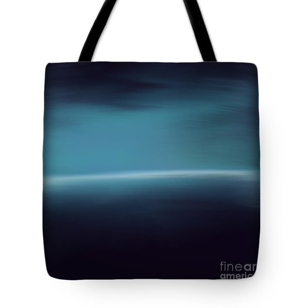 Sea Of Light Tote Bag
