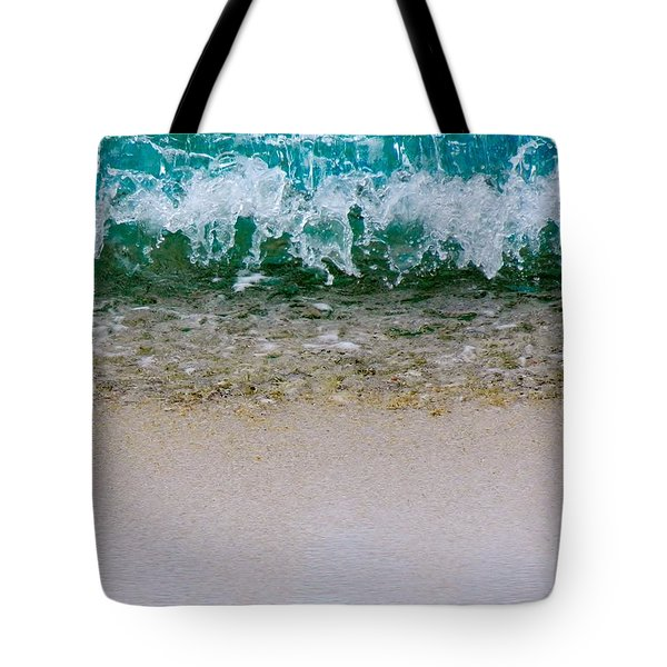 Sea Shore Colors Tote Bag