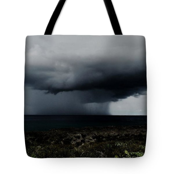 Sea Spout Tote Bag