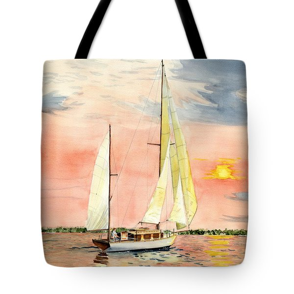 Sea Star Tote Bag by Melly Terpening