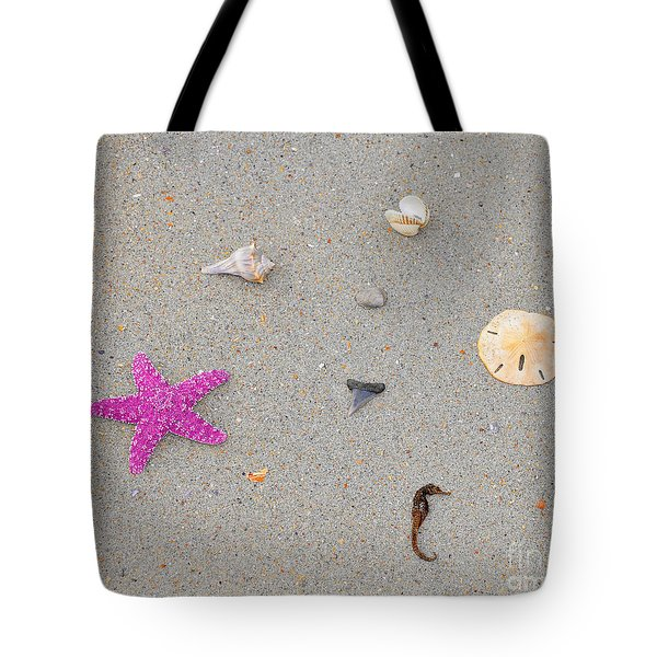 Sea Swag - Pink Tote Bag by Al Powell Photography USA