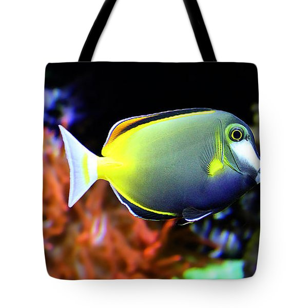 Sea World Tote Bag