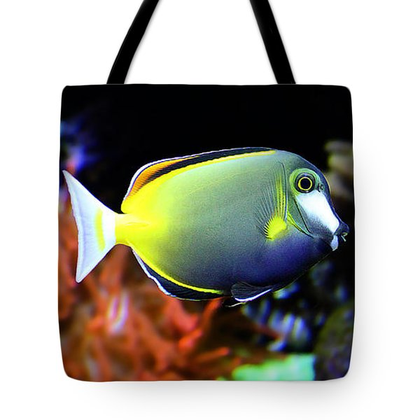 Sea World Tote Bag by Milena Ilieva