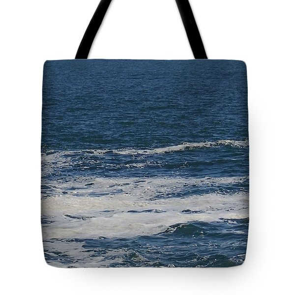 Tote Bag featuring the photograph Seabreeze. by Robert Nickologianis