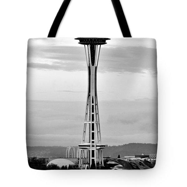 Seahawk Pride Tote Bag by Benjamin Yeager