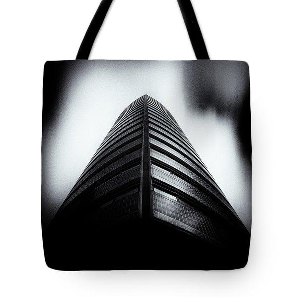 Seam Tote Bag by Dave Bowman