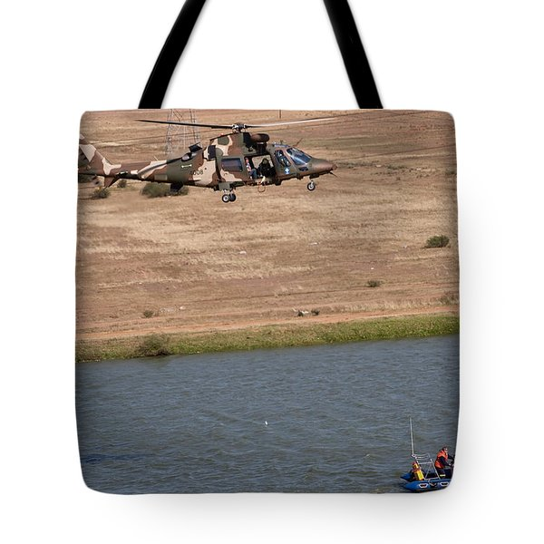 Search And Rescue  Tote Bag by Paul Job