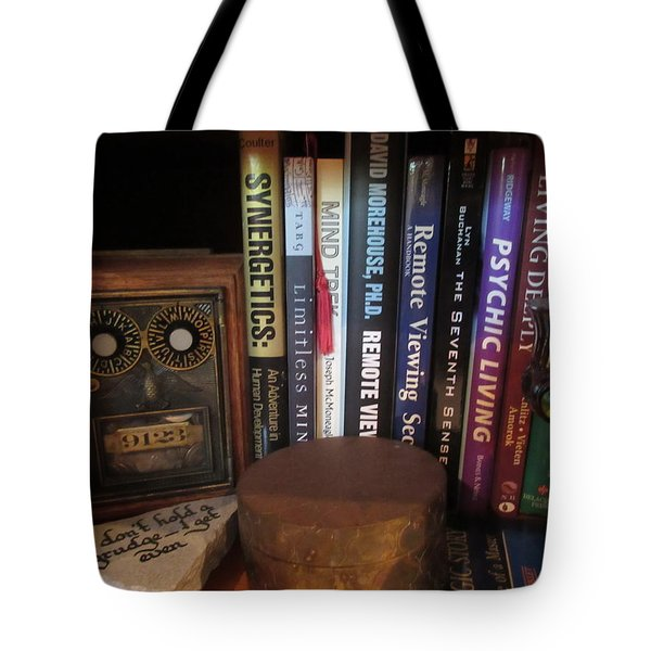 Searching For Enlightenment C Tote Bag