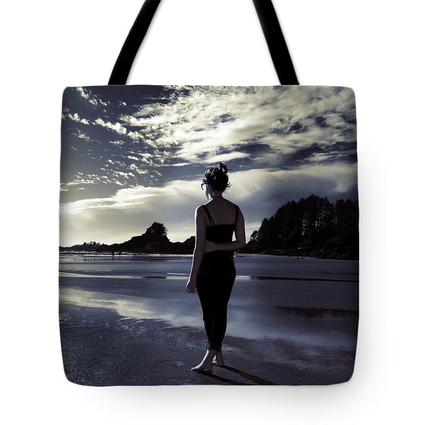 Searching For Meaning Tote Bag